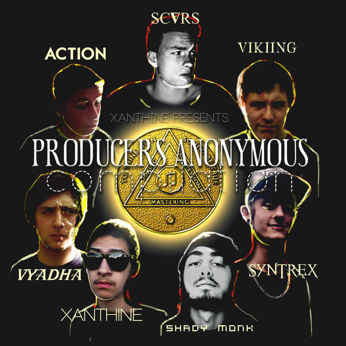 Xanthine Presents: Producer's Anonymous Compilation Vol. 1 cover art