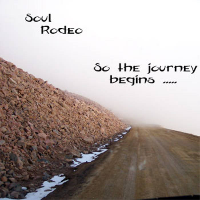 So the Journey Begins cover art
