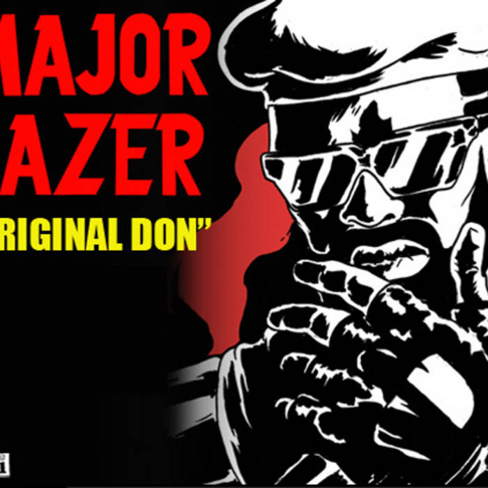 Major Lazer - Original Don (LYNOD remix) cover art