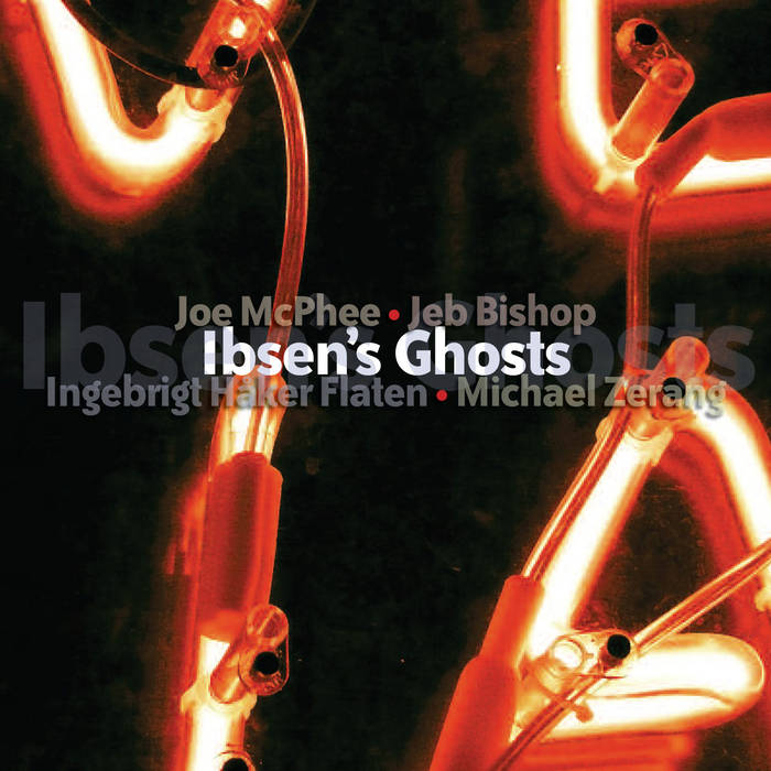 Ibsen's Ghosts cover art