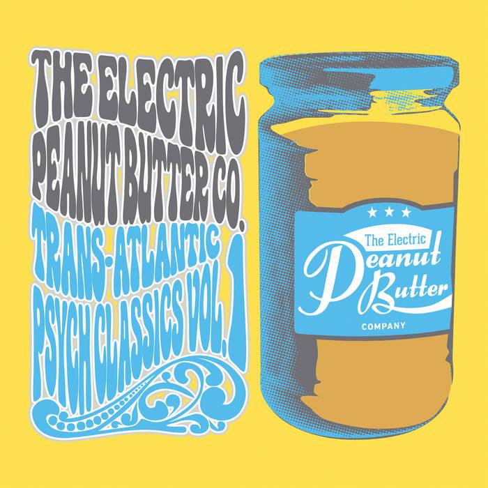 Trans-Atlantic Psych Classics Vol.1 cover art