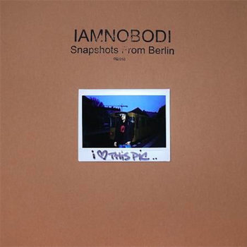 Snapshots From Berlin cover art