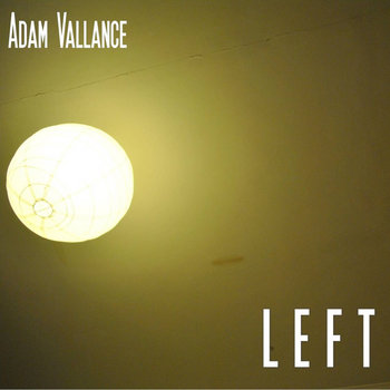 Left EP cover art