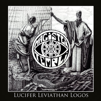Lucifer Leviathan Logos cover art