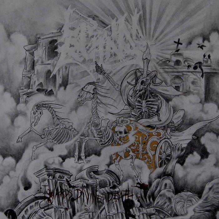 Towards Divine Death cover art