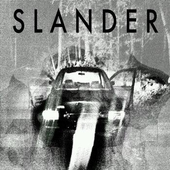 Slander EP cover art