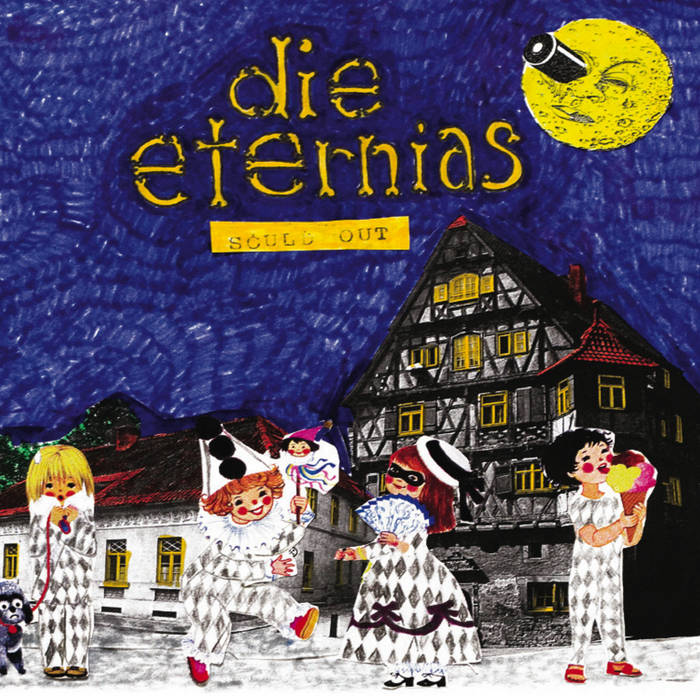 DIE ETERNIAS - SOULD OUT cover art