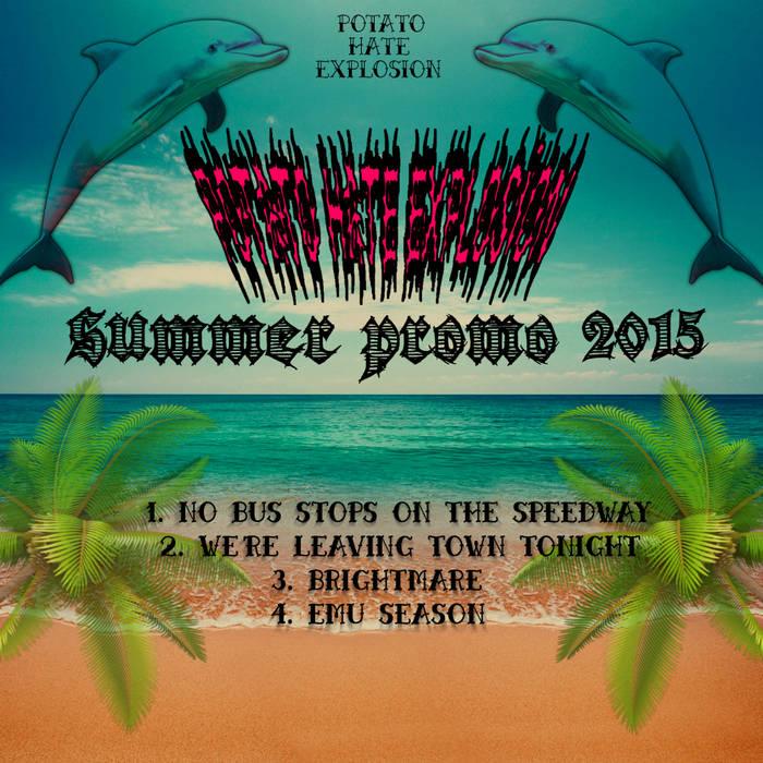 Summer Promo 2015 cover art
