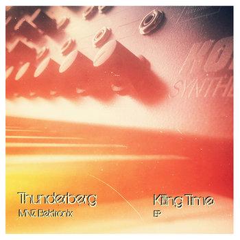 Killing Time |EP cover art