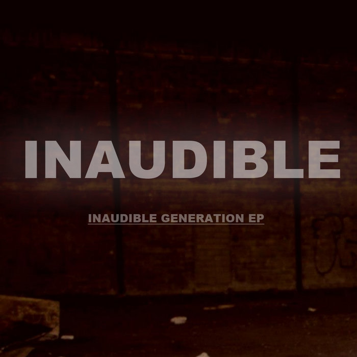 Inaudible Generation cover art