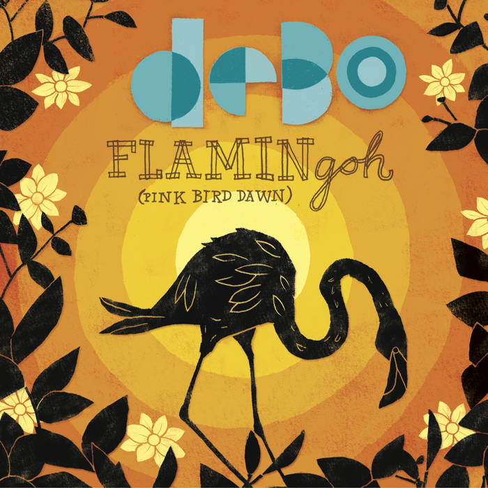 Flamingoh (Pink Bird Dawn) cover art