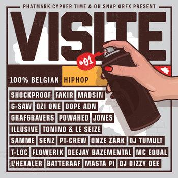 VISITE Vol.1 cover art