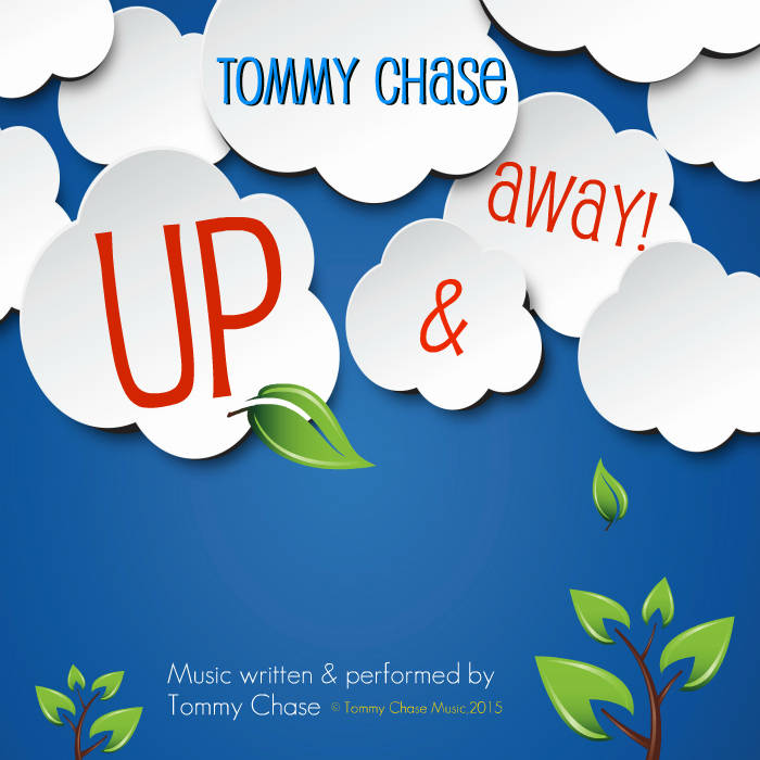 Up & Away! cover art