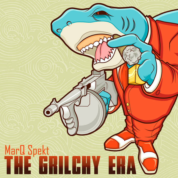 The Grilchy Era cover art
