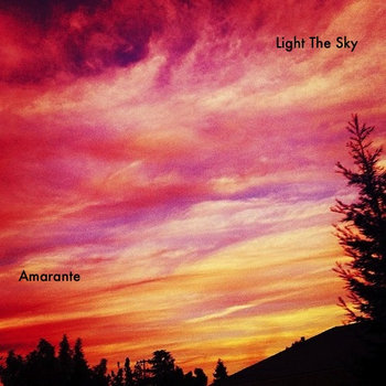 Light The Sky (2012) cover art