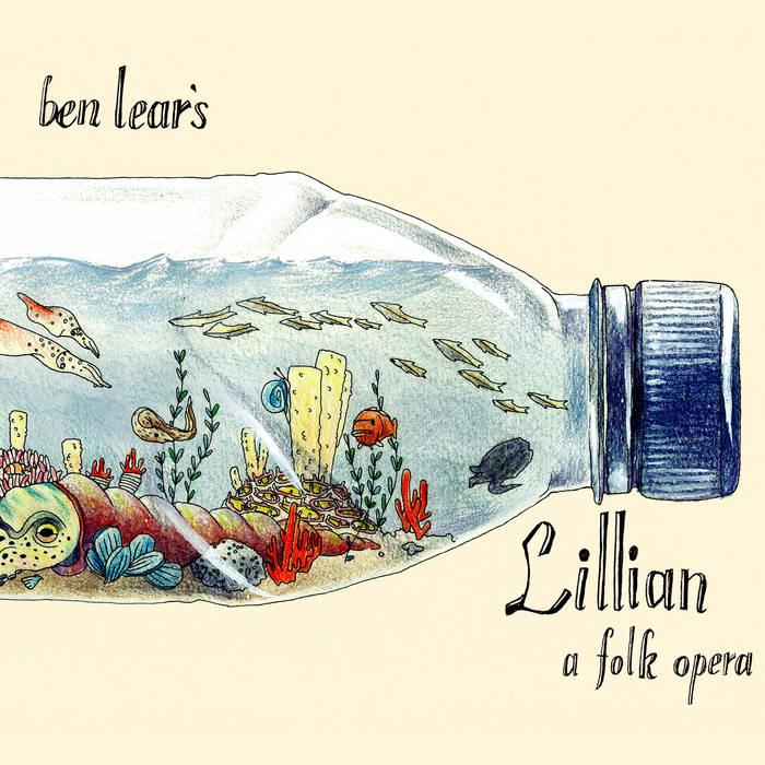 Lillian: A Folk Opera cover art