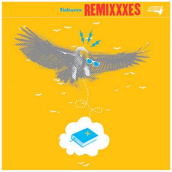 Vultures REMIXXXES cover art