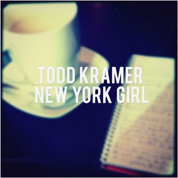 "New York Girl - Digital 7"" cover art"