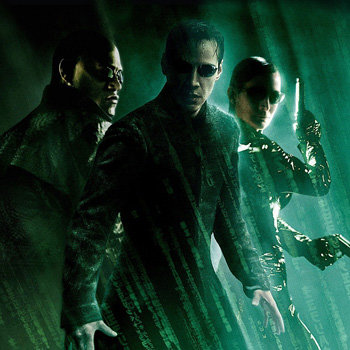 The Matrix Trilogy cover art
