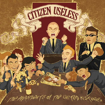 The Presidents of the United Mistakes cover art