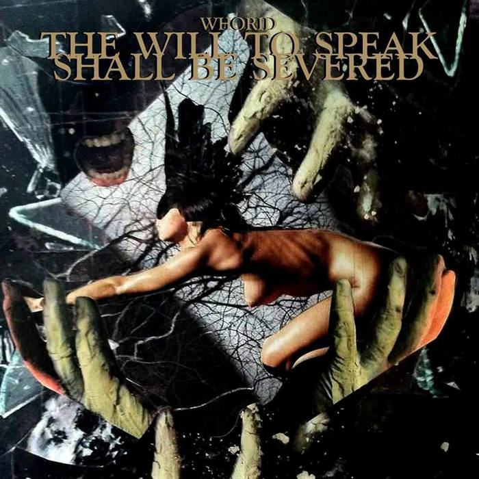 The Will To Speak Shall Be Severed cover art