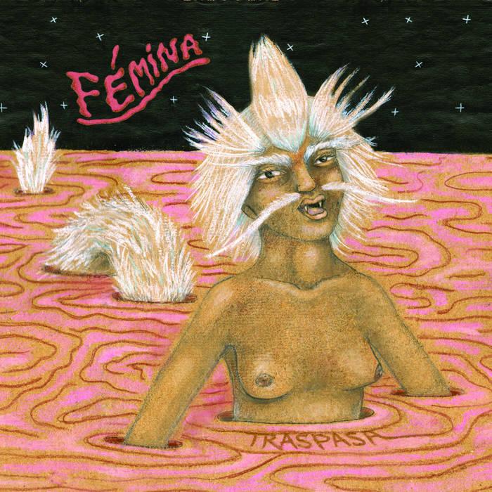 TRASPASA cover art