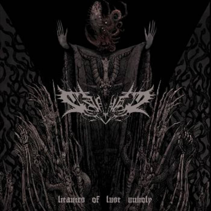 Litanies of Lust Unholy cover art