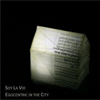 Egocentric in the City cover art