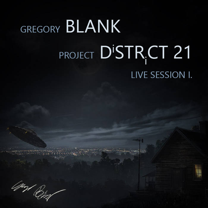 Project DiSTRiCT 21 - Live session I. cover art