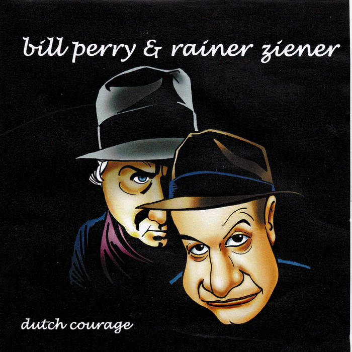 Dutch Courage cover art