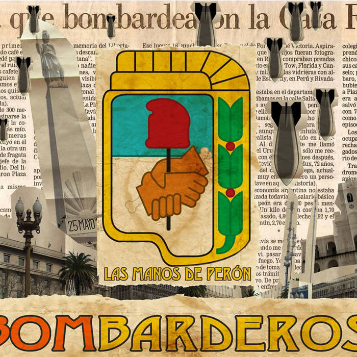 Bombarderos cover art