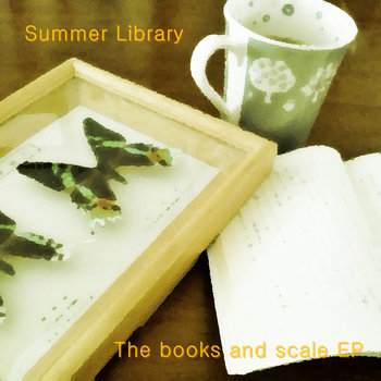 The Books And Scale EP cover art