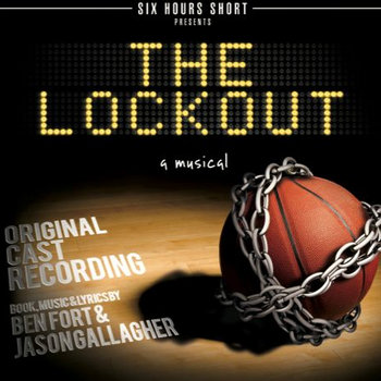 The Lockout: A Musical (Original Cast Album) cover art