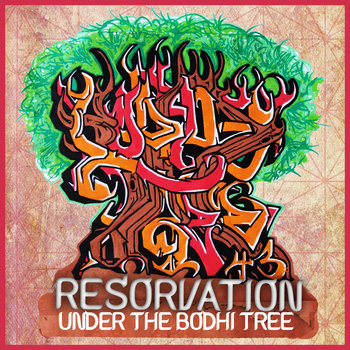 """Resorvation Under the Bodhi Tree"" EP cover art"