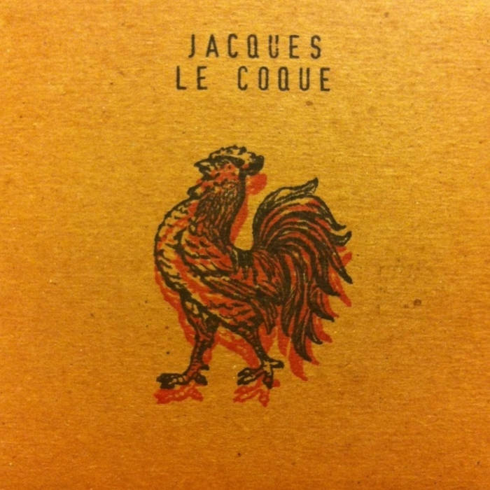 Jacques Le Coque cover art