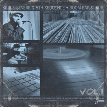 Boom Bap & Bars Vol.1 cover art