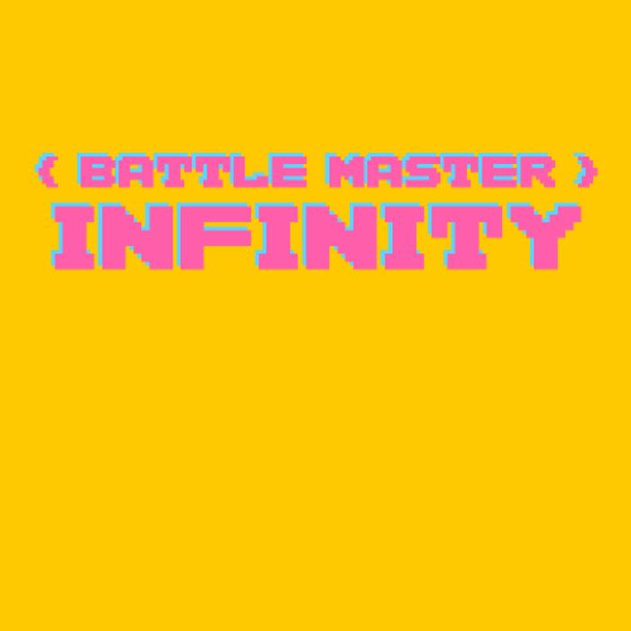 BATTLE MASTER INFINITY cover art