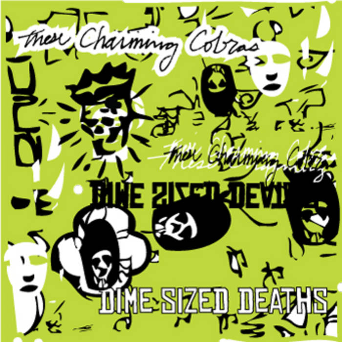 Dime Sized Deaths cover art