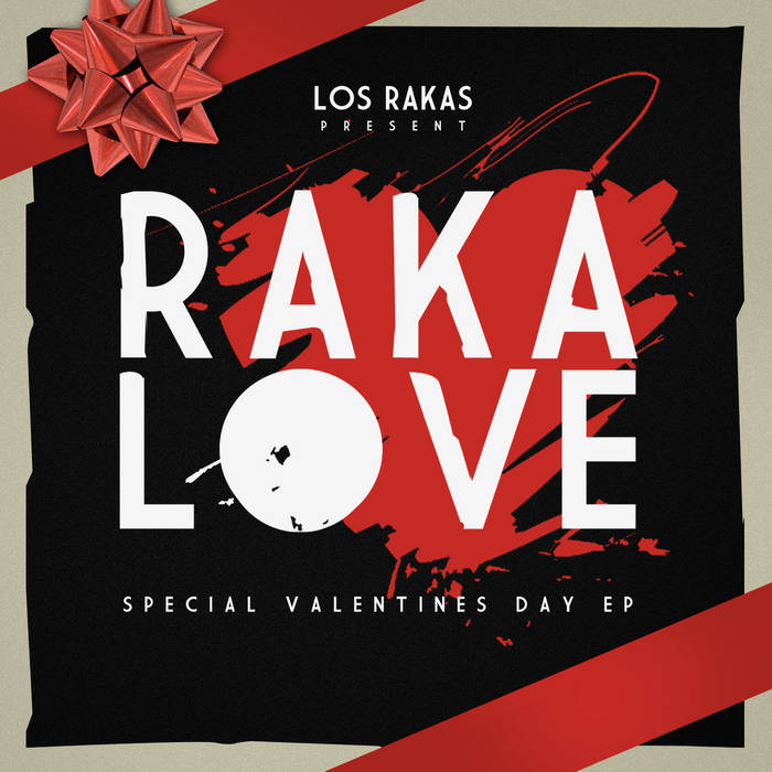 Raka Love cover art