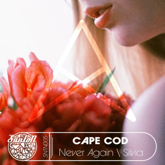 Cape Cod - Never Again \ Silvia cover art