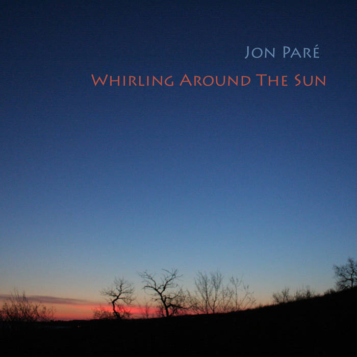 Whirling Around The Sun cover art