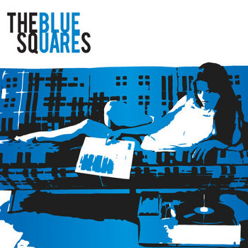 The Blue Squares cover art