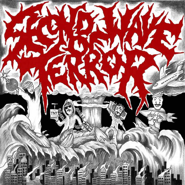 Second Wave of Terror cover art