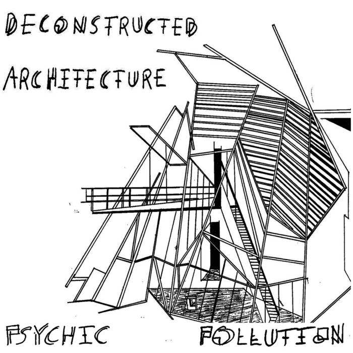 Deconstructed Architecture cover art