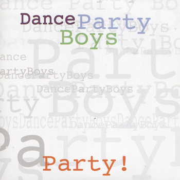 Party! cover art
