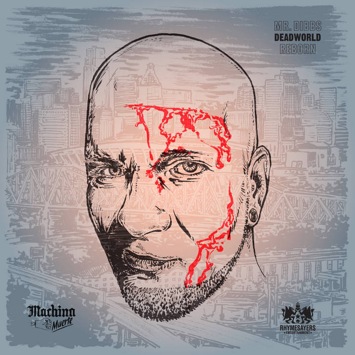 DEADWORLD REBORN cover art