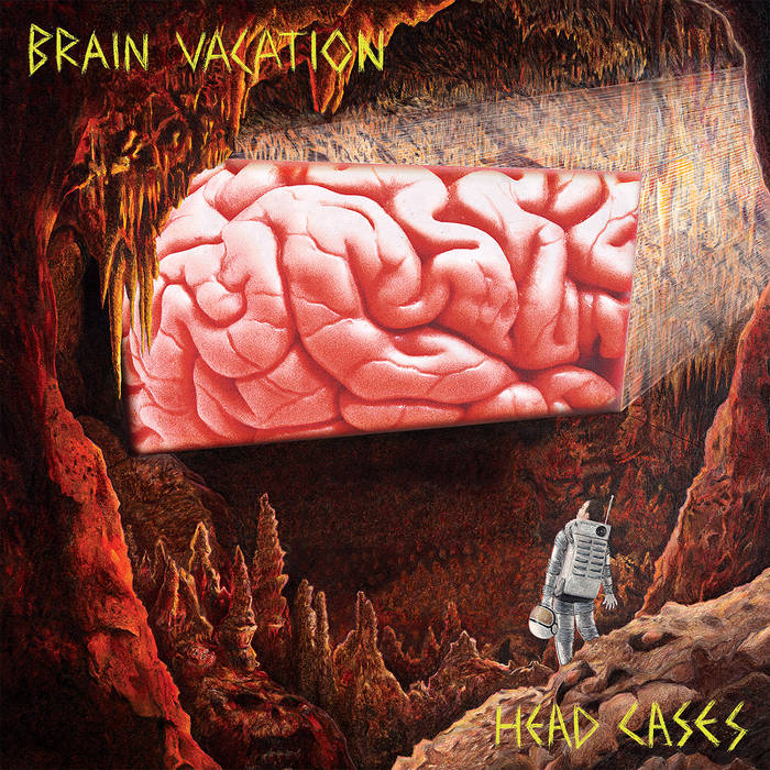 Head Cases cover art