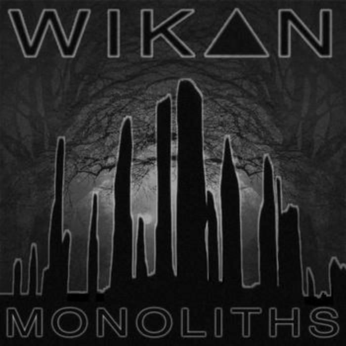MONOLITHS EP cover art