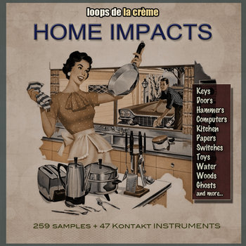 HOME IMPACTS cover art