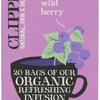 Clipper Wild Berry cover art